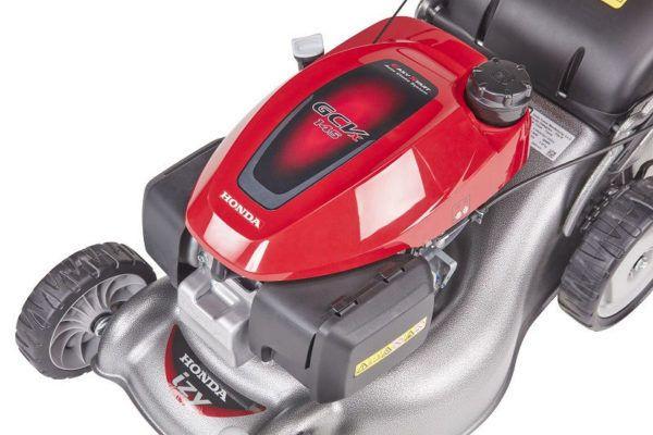 Honda HRG 416 PK Benzine Grasmaaier 2