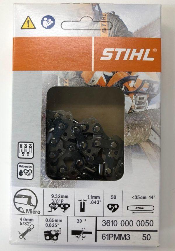"Stihl PMM 3 Zaagketting 3/8"" P - 35 cm - 36100000050"