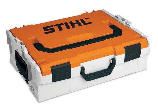 Stihl Power Box BASIC Incl. 2x AP 200 Accu & AL 300 lader