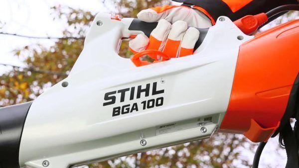 Stihl BGA 100 Accu Bladblazer Body 1