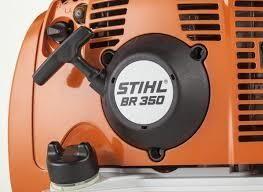 Stihl BR 350 Benzine Rugbladblazer 3