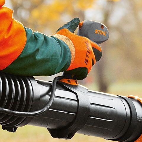 Stihl BR 450 Benzine Rugbladblazer 2