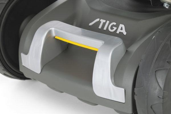 Stiga Collector 43 Benzine Grasmaaier 4