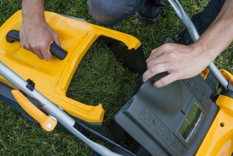 Stiga Combi 40 E Elektrische Grasmaaier 3