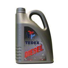Tedex CF 15w40 Motorolie Diesel - 4 liter