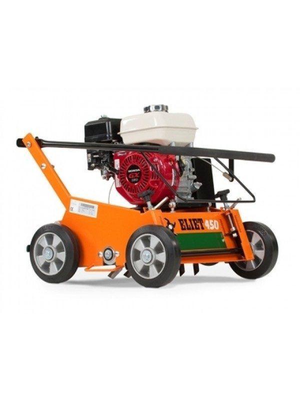 Eliet E 450 Benzine Verticuteermachine 2