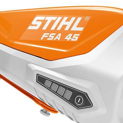 Stihl FSA 45 Accu Graskantenmaaier Incl. Accu & Lader 3