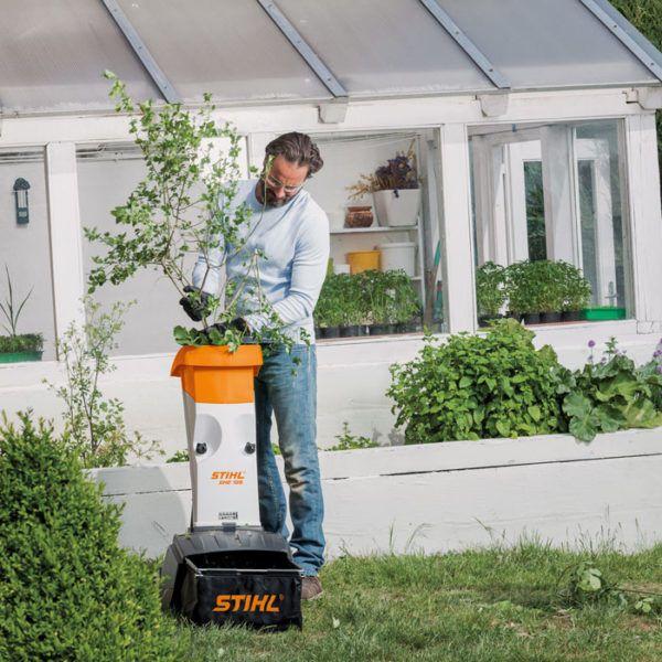 Stihl GHE 105 Elektrische Tuinhakselaar 3