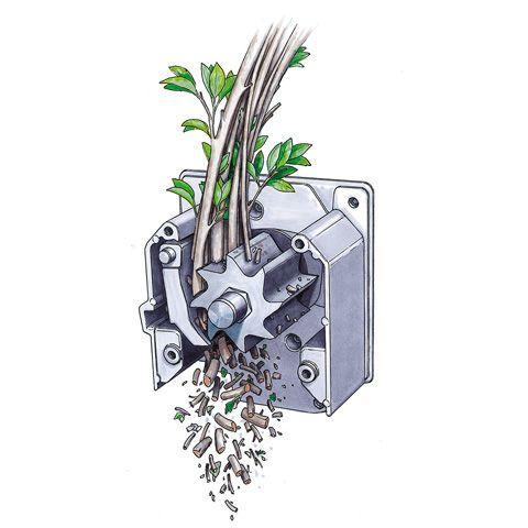 Stihl GHE 140 L Elektrische Tuinhakselaar 3