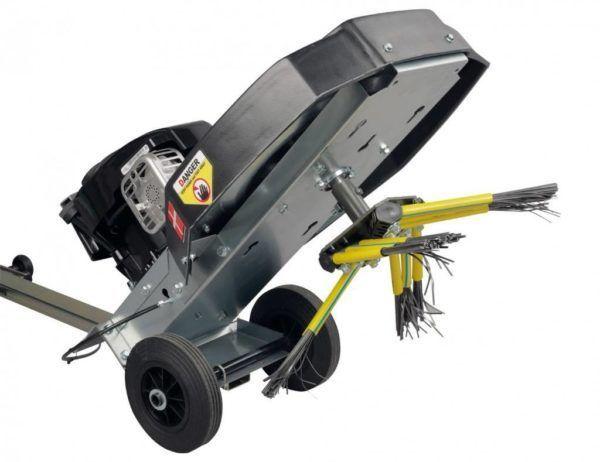 Kwern Greenbuster Home 550 Onkruidborstelmachine 1