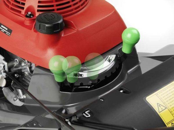 Honda HRX 476 VK Benzine Grasmaaier 1