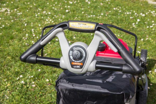 Honda HRX 537 VK Benzine Grasmaaier 4