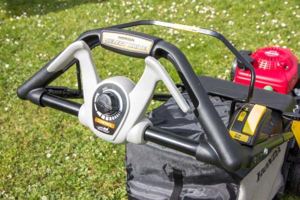 Honda HRX 537 VY Benzine Grasmaaier 2