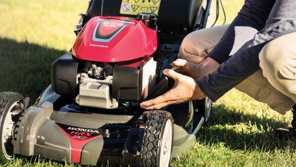 Honda HRX 476 VK Benzine Grasmaaier 5