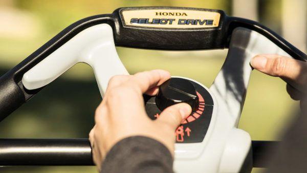 Honda HRX 476 VK Benzine Grasmaaier 4