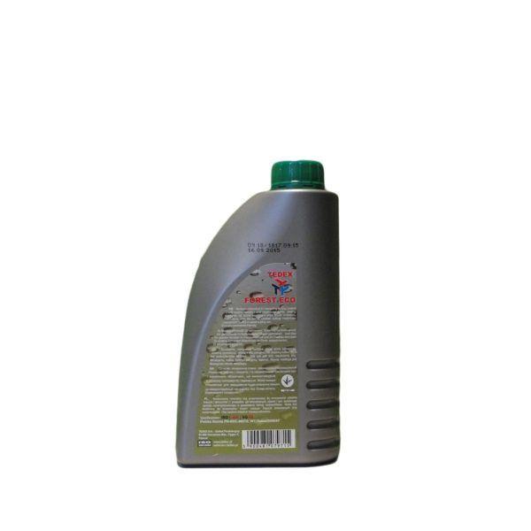 Forest Eco Kettingzaagolie - 1 liter 1