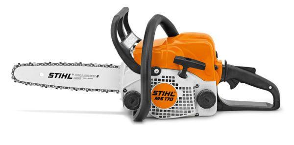 Stihl MS 170 Benzine Kettingzaag 1