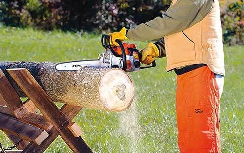 Stihl MS 180 Benzine Kettingzaag 3