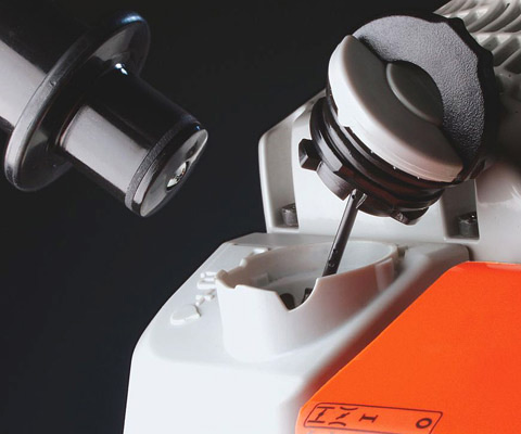 Stihl MS 231 Benzine Kettingzaag 2