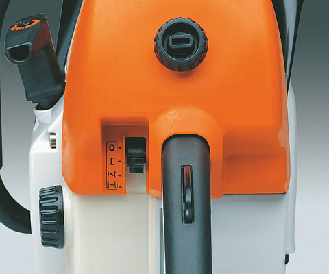 Stihl MS 391 Benzine Kettingzaag 2