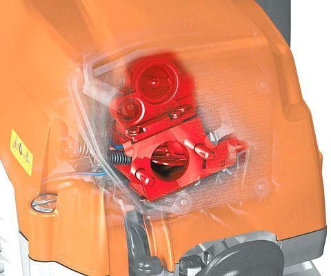 Stihl MS 261 C-M VW Benzine Kettingzaag 2