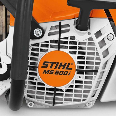 Stihl MS 500i Benzine Kettingzaag 3