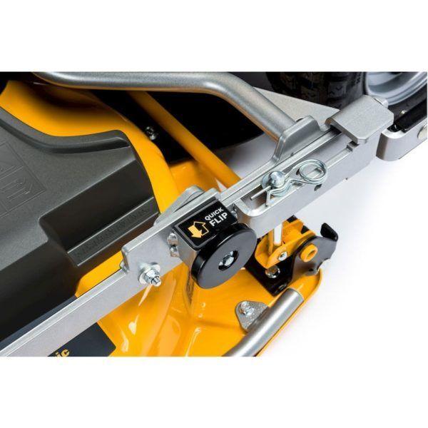 Stiga Park 120 HST Benzine Zitmaaier Inclusief 85 cm quick flip maaidek 2