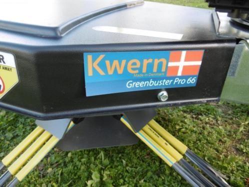 Kwern Greenbuster PRO 66 Onkruidborstelmachine 3