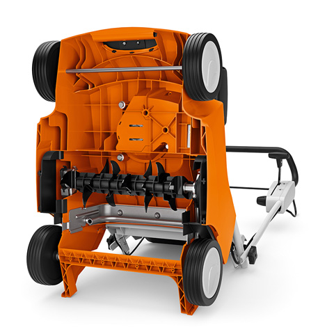 Stihl RL 540 Benzine Verticuteermachine 1