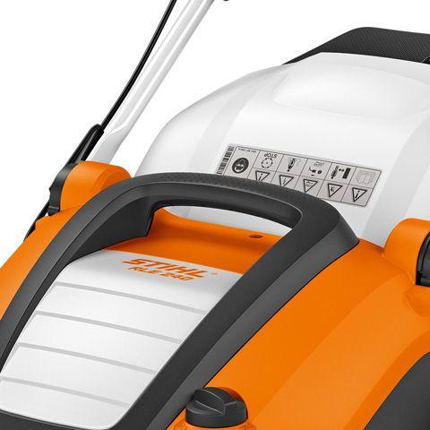 Stihl RLE 240 Elektrische Verticuteermachine 3