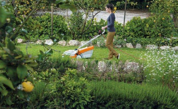 Stihl RME 235 Elektrische Grasmaaier 3