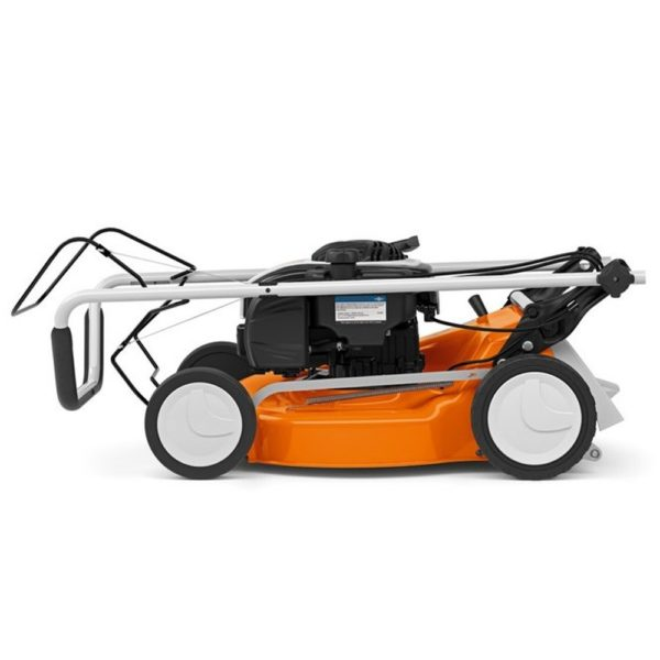 Stihl RM 248 T Benzine Grasmaaier 3