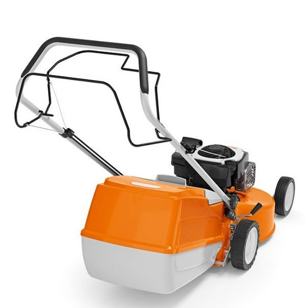 Stihl RM 253 T Benzine Grasmaaier 3