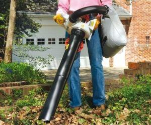 Stihl SH 56 Benzine Bladblazer 3