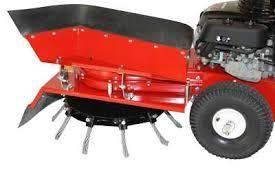 Tielburger TW50S PRO Benzine Onkruidborstelmachine 3