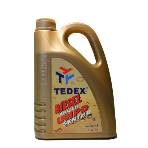Tedex UHPD Synthetic 5w30 Motorolie