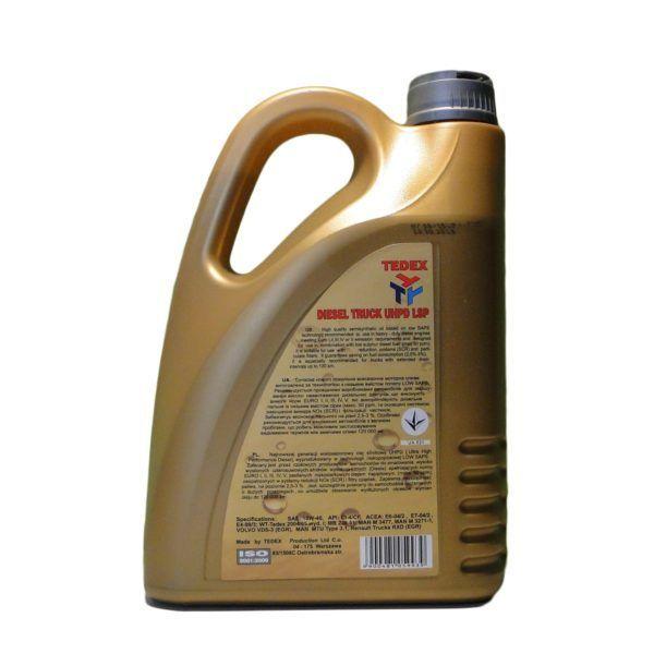 Tedex UHPD LSP 10W40 Motorolie - 4 Liter 1