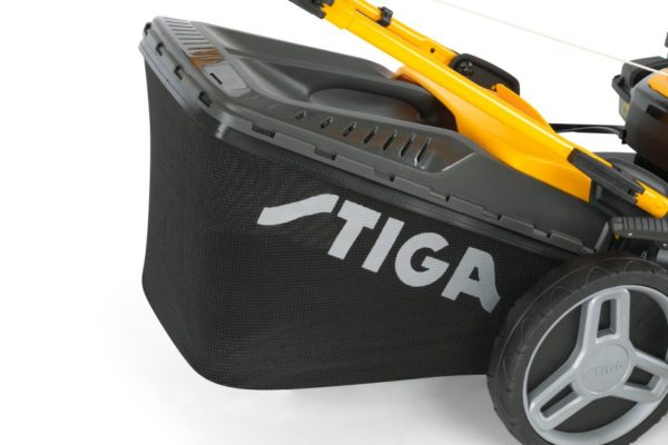 Stiga Combi 48 SQ B Benzine Grasmaaier 4