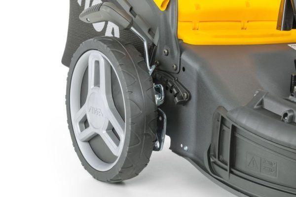 Stiga Combi 48 SQH Benzine Grasmaaier 6