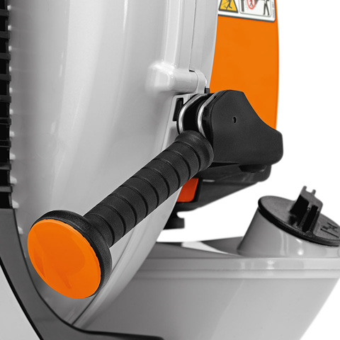 Stihl BR 800 C-E Benzine Rugbladblazer 3