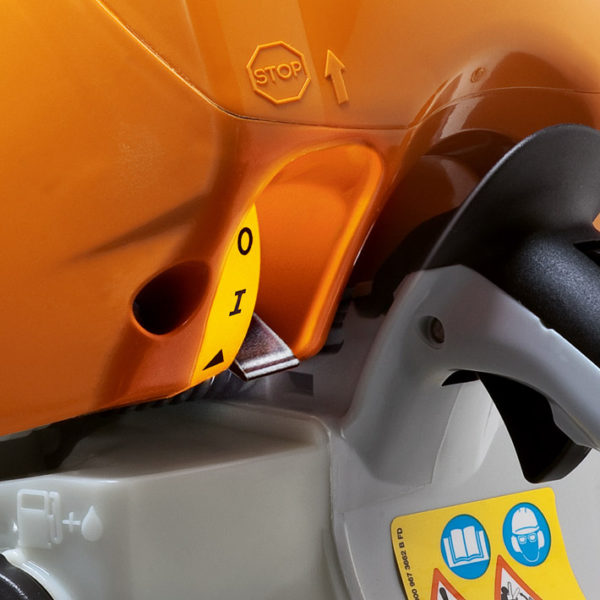 Stihl MS 441 C-MW Benzine Kettingzaag 2