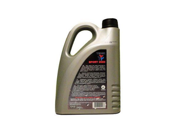 Tedex Sport 2000 15W40 Motorolie - 4 liter 1