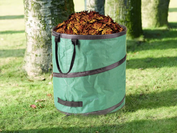 Tuinafvalzak Pop UP - FREUND Profi 160 liter met veer 1