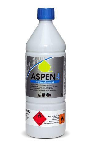 Aspen 4 brandstof