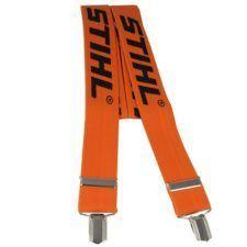 Stihl Bretels met metalen/kunststof clips