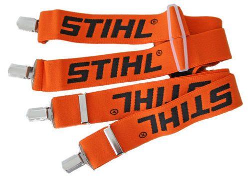 Stihl Bretels met metalen/kunststof clips 1