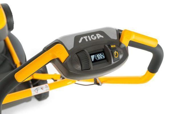 Stiga Multiclip 47 S DAE Accu Grasmaaier Incl. Accu & Lader 6