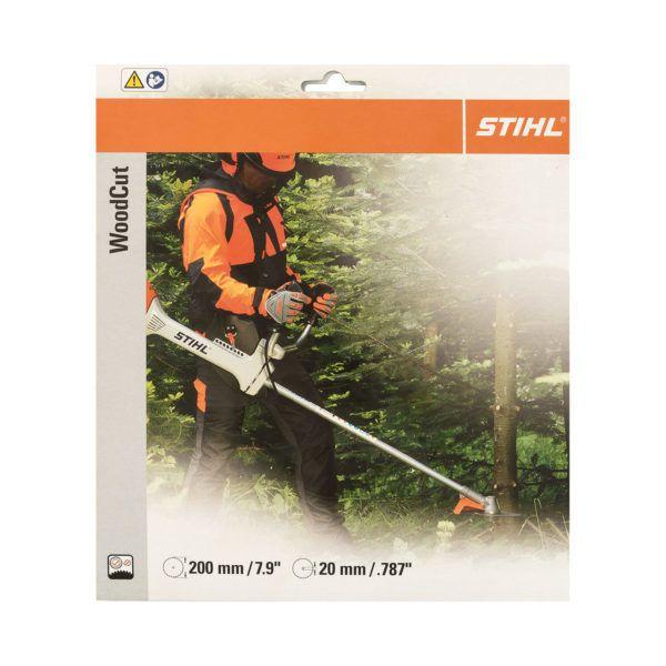 Stihl WoodCut Zaagblad - 200 mm 1