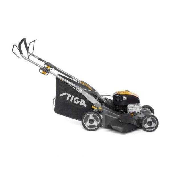 Stiga Twinclip 55 SQ B Benzine Grasmaaier 5