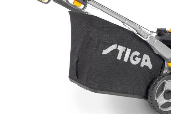 Stiga Twinclip 55 SQ B Benzine Grasmaaier 7
